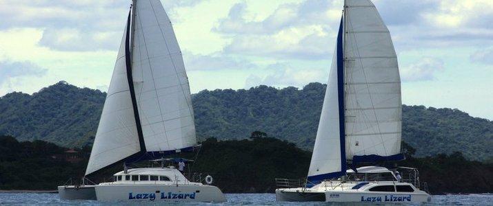 Lazy Lizard Sailing - Catamarans
