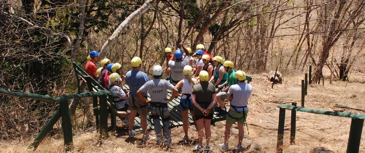 Pinilla Canopy Tour - Consignes sécurité