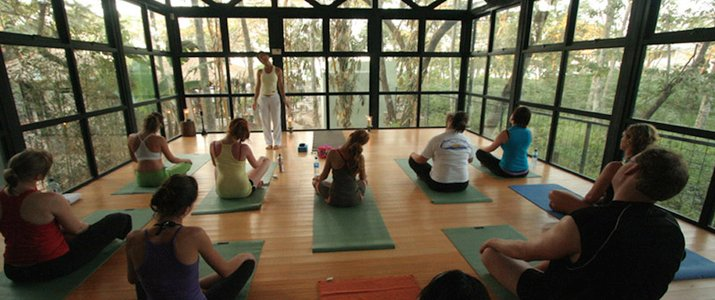 SerOM Shanti Yoga Studio - Photo 1