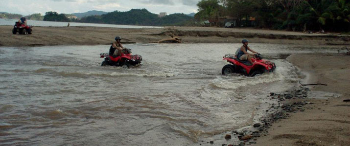 Tico Adventures Tours quad