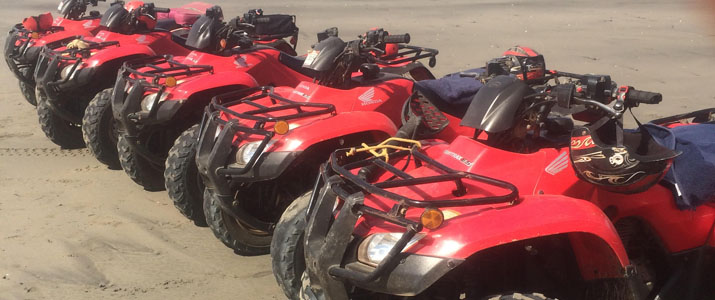 Tico Adventures Tours quads