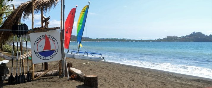 Costa Rica Sailing Center Plage