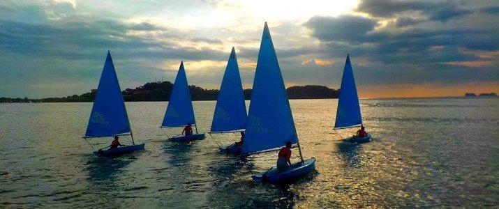 Costa Rica Sailing Center Bateaux en mer