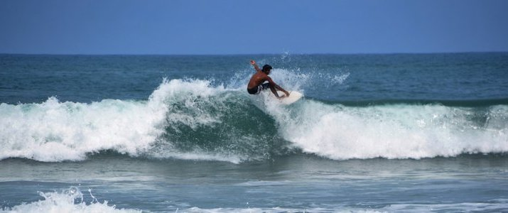 Avellanas Surf School Surfeur Vagues