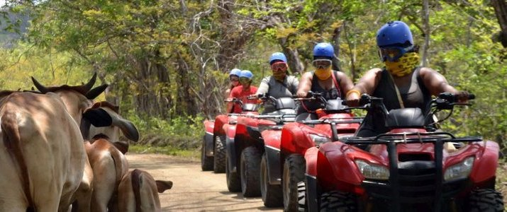 Xtreme Adventures Vaches Quad