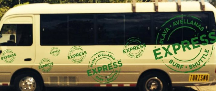 Avellanas Express - Shuttle
