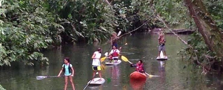 Green Water SUP - Kayak et SUP en rivière