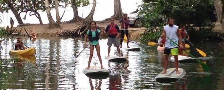 Green Water SUP - Stand-up Paddle