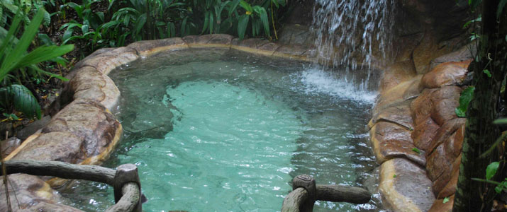 The Springs Resort & Spa bassin