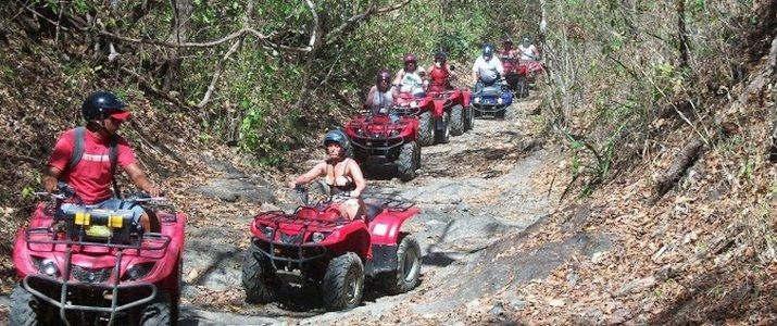Acuatic Tours - Quad