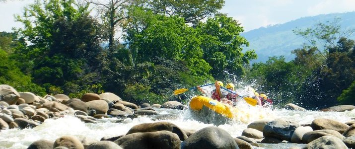 Dominical Surf Adventures - Rafting