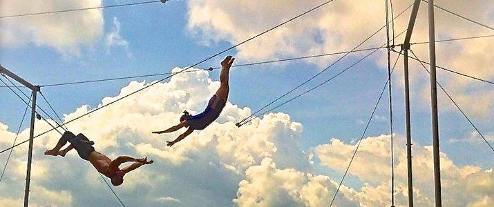 Airbone Arts - Trapèze Ciel