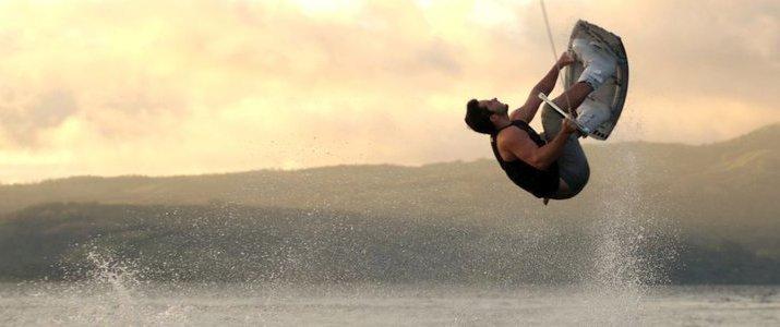 FlyZone Lac Arenal Puerto San Luis Tilaran Wakeboarding Wakeskating Wakeboard Wakeskate Ski Nautique Jump