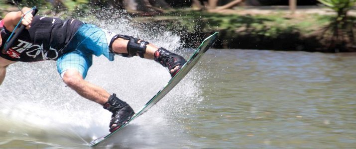 FlyZone Lac Arenal Puerto San Luis Tilaran Wakeboarding Wakeskating Wakeboard Wakeskate Ski Nautique Tail