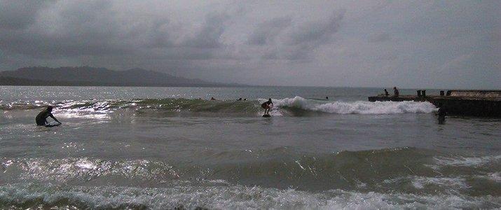 Caribbeans Surf School and Shop Caraïbes Sud Playa Cocles Puerto VIejo de Talamanca Limon