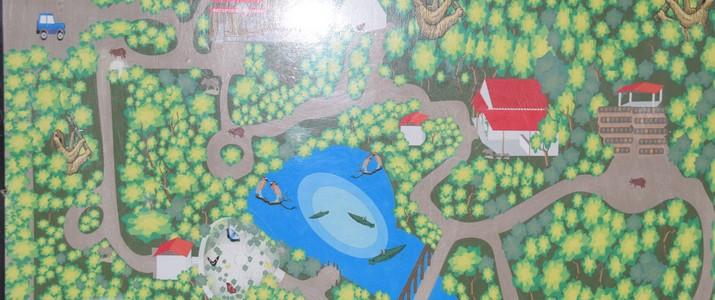 Ecocentro Danaus La Fortuna Plan
