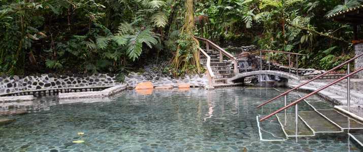 Ecotermales Fortuna bassins