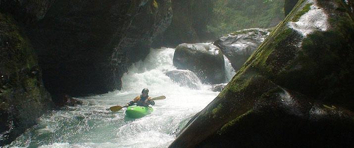 Aguas Bravas - Rio Balsa rio