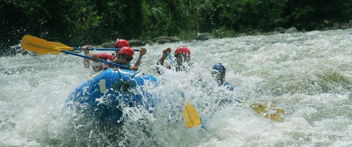 Aguas Bravas - Rio Balsa rafting