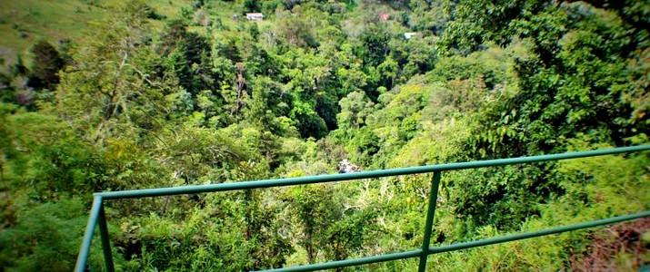 Talamanca Nature Reserve San Gerardo de Rivas vue