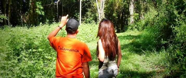 Talamanca Nature Reserve San Gerardo de Rivas guide