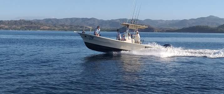 Buena Vista Sporfishing bateau - Samara - Nicoya