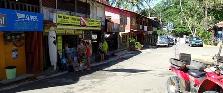 Cabo Blanco Travellers - Montezuma - Nicoya - Bureau