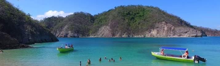 Cabo Blanco Travellers - Montezuma - Nicoya - Bateau