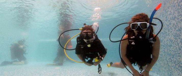 Rich Coast Diving plonger