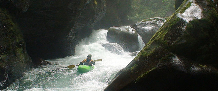 Aguas Bravas Rio Sarapiqui