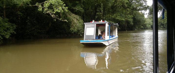 Aventuras Challenger y Speed bateau