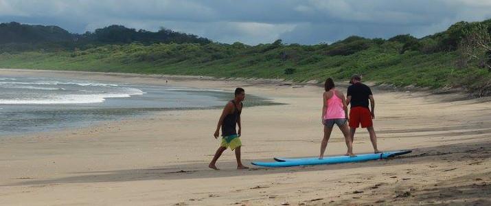 Point Break Surf School cours surf