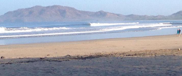 Kelly's Surf shop plage
