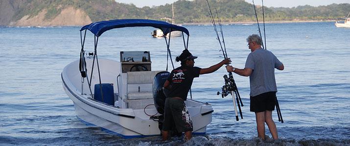 Samara Fishing trip pêche