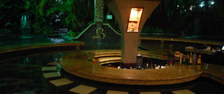 Baldi Hot Springs bar