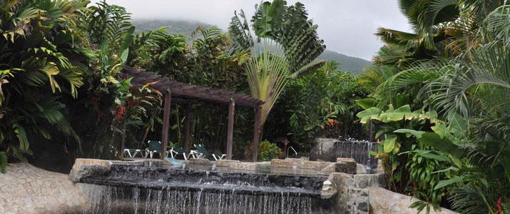 Baldi Hot Springs piscine
