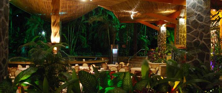 Baldi Hot Springs restaurant