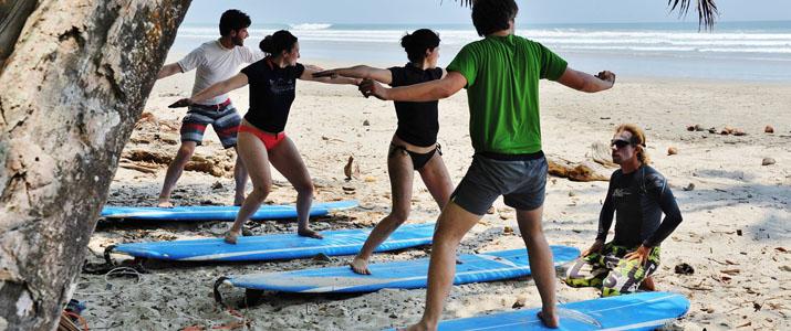 Adrenalina école de surf