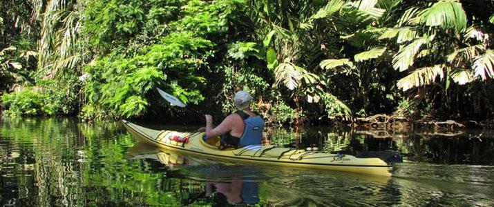 Sea Kayak Adventure  kayak rio