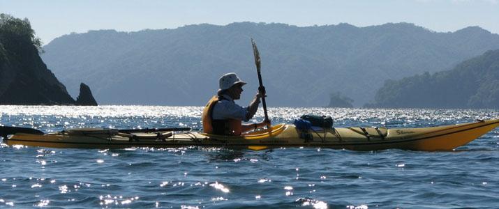 Sea Kayak Adventure  kayak mer