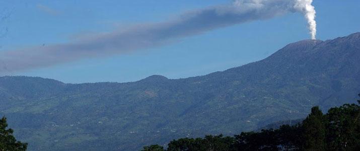 Finca Monteclaro balade cheval volcan