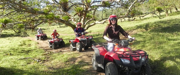 La Pradera quad nature