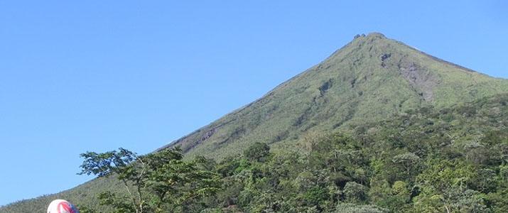 La Pradera arenal volcan