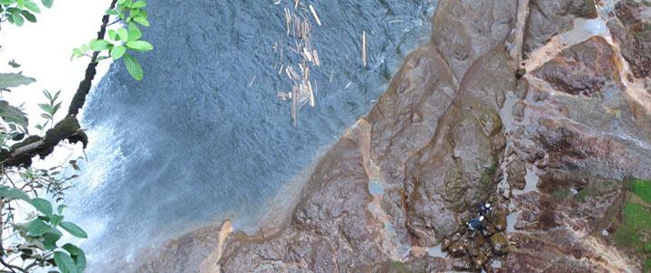Catarata del Toro (Amarillo)