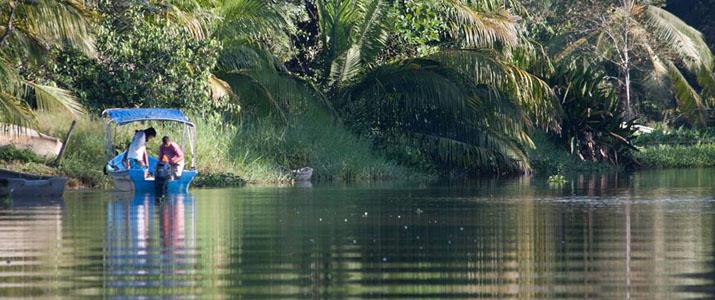 Sierpe Azul  rio