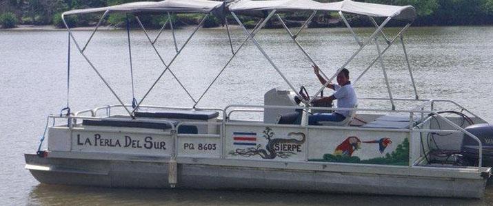 Perla del Sur 1 Alt bateau
