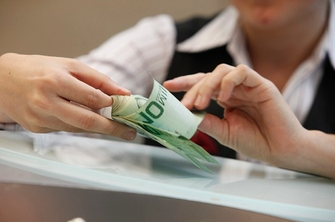 banque, liquide, taux de change, monnaie, devise, colons, euro, dollars,