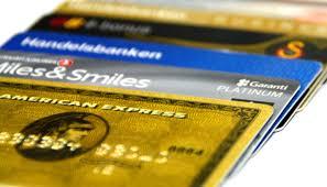 Cartes débit crédit