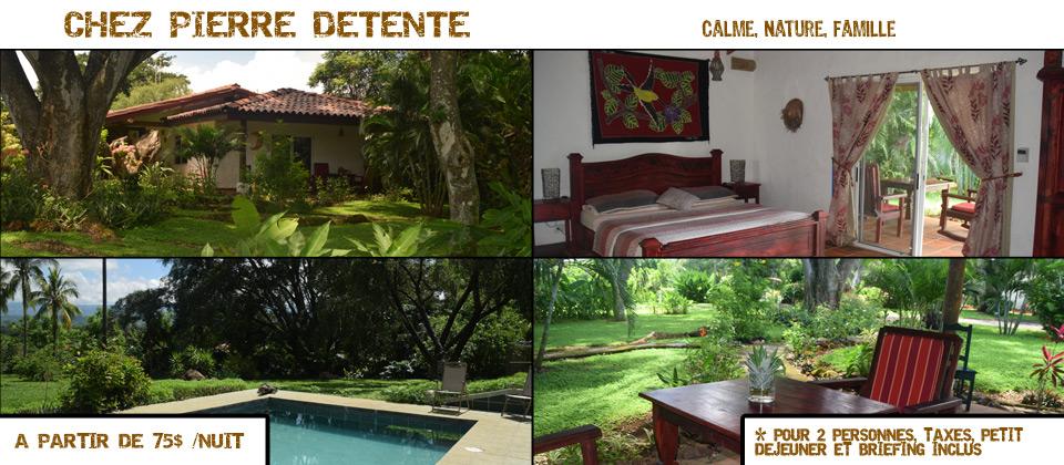 hotel chez pierre costa rica detente à Alajuela