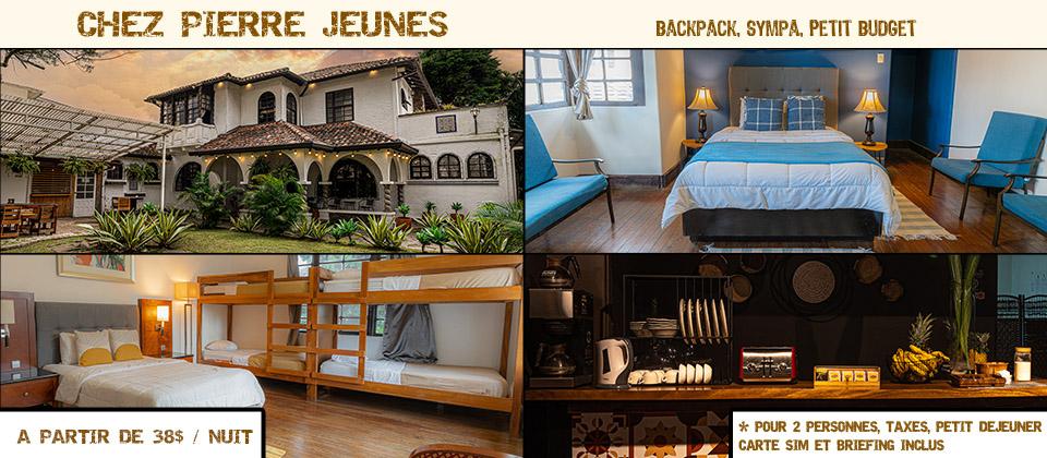 Base d'Accueil Chez Pierre Jeunes